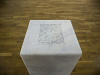 Toilet Paper Pattern in Marble